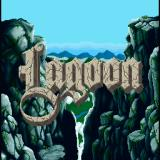 Lagoon Sharp X68000 Title screen