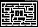 The First ZX81 Byte-Man: Eat the dots.