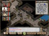 Avernum: Escape From the Pit Windows Adventuring in a dungeon.