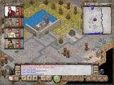 "Avernum: Escape From the Pit Windows The ""outside"" world of Avernum. The player's party is near a small fort."