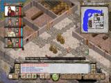 Avernum: Escape From the Pit Windows Inside town walls.