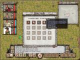 Avernum: Escape From the Pit Windows Casting a mage spell during a random encounter.