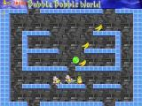 Bubble Bobble World Windows Lost a life.