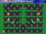 Bubble Bobble World Windows Level six: a new enemy type that also can shoot you.