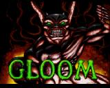 Gloom Amiga Title