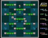 Atom Smasher Amiga Try to smash the bad guys with blocks...