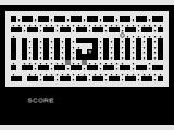 Grimm's Fairy Trails ZX81 Clearing the maze.
