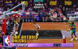 NBA Jam Tournament Edition Arcade Losing.