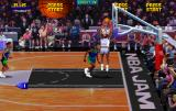 NBA Jam Tournament Edition Arcade Slam-Dunk.