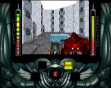Alien Breed 3D Amiga Level 1 - The Gate