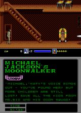Michael Jackson's Moonwalker Arcade Lets save the children.