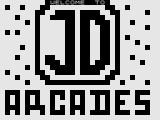 J.D. Arcades ZX81 Title Screen.