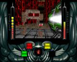 Alien Breed 3D Amiga Level 8 - Test Arena Gamma