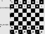 ZX Chess II ZX81 Lets play Chess.