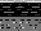 Hopper ZX81 Cross the road.