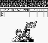 "Roger Clemens' MVP Baseball Game Boy ""The Star-Spangled Banner""."