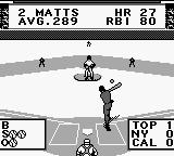 Roger Clemens' MVP Baseball Game Boy Will it be Home Run?