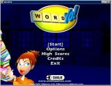 Word Yo! Windows The game's title screen and main menu follows the developer logos
