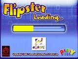Flipster Windows The game's title and load screen