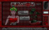 Mad Show Atari ST Title screen
