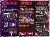 Crystal Wizard Windows There are two help screens that explain the game, this is the first