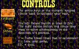Sky Bombers DOS The game gives the player a choice of controllers