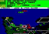 Crusade in Europe Apple II D-Day 128k Version (night time)
