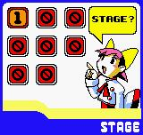 Puzzle Link Neo Geo Pocket Color Select stage
