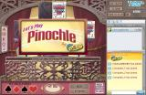 Pinochle Browser Title screen.