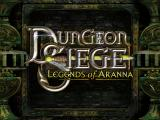 Dungeon Siege: Legends of Aranna Windows Main Title