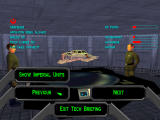 Star Wars: Force Commander Windows Technical briefing - know your enemy.