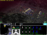Star Wars: Force Commander Windows Your troops will often engage in combat inside buildings. Note that turrets can be captured too.