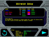 Star Wars: Force Commander Windows Settings for single-player custom battle (skirmish).