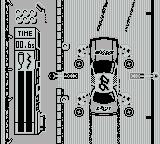 Days of Thunder Game Boy Practice how fast you can change the tires