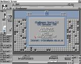MineSweeper Amiga About MineSweeper
