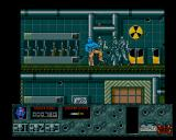 Rogue Trooper Amiga Rogue fights some Nort soldiers