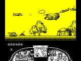 Q10 Tankbuster ZX Spectrum A helicopter to destroy.