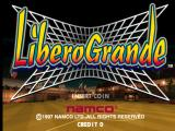 LiberoGrande Arcade Title Screen.
