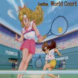 Pro Tennis: World Court Sharp X68000 Loading screen