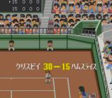 Pro Tennis: World Court Sharp X68000 Match in Paris