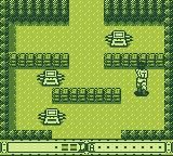 Fortified Zone Game Boy Moving spikes