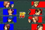 The King of Fighters EX: Neo Blood Game Boy Advance 4 vs 4