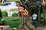 The King of Fighters EX: Neo Blood Game Boy Advance Air duel