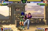 The King of Fighters EX: Neo Blood Game Boy Advance Leona vs Robert