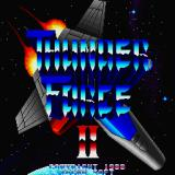 Thunder Force II Sharp X68000 Title screen