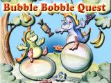 Bubble Bobble Quest Windows Title screen