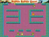 Bubble Bobble Quest Windows Lost a life.