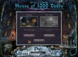 House of 1000 Doors: Family Secrets (Collector's Edition) Windows Play the main game or the bonus chapter?