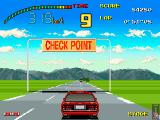 Top Speed Arcade Check Point.