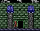 Danan the Jungle Fighter SEGA Master System Spooky place, isn't it?